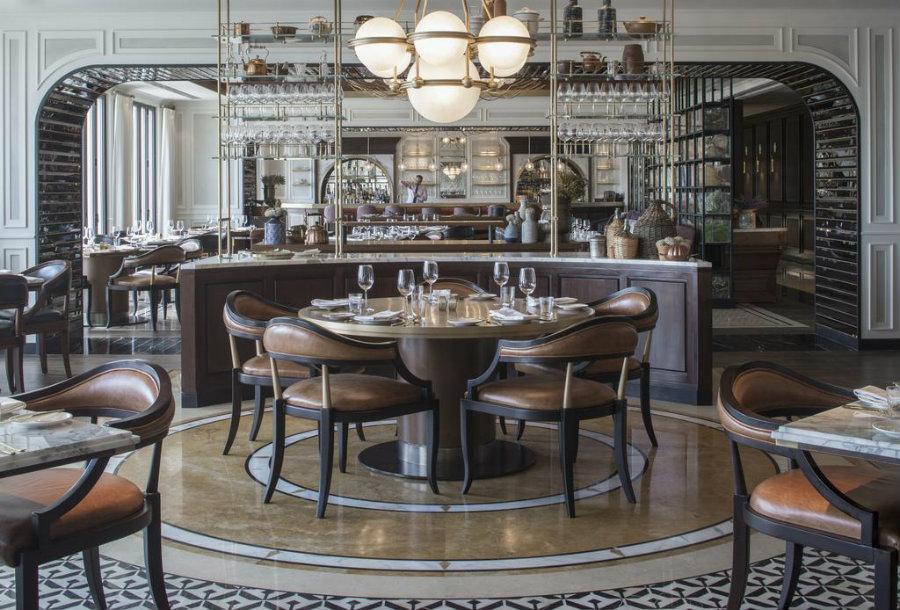 餐厅室内设计理念——五大最佳餐厅设计项目
