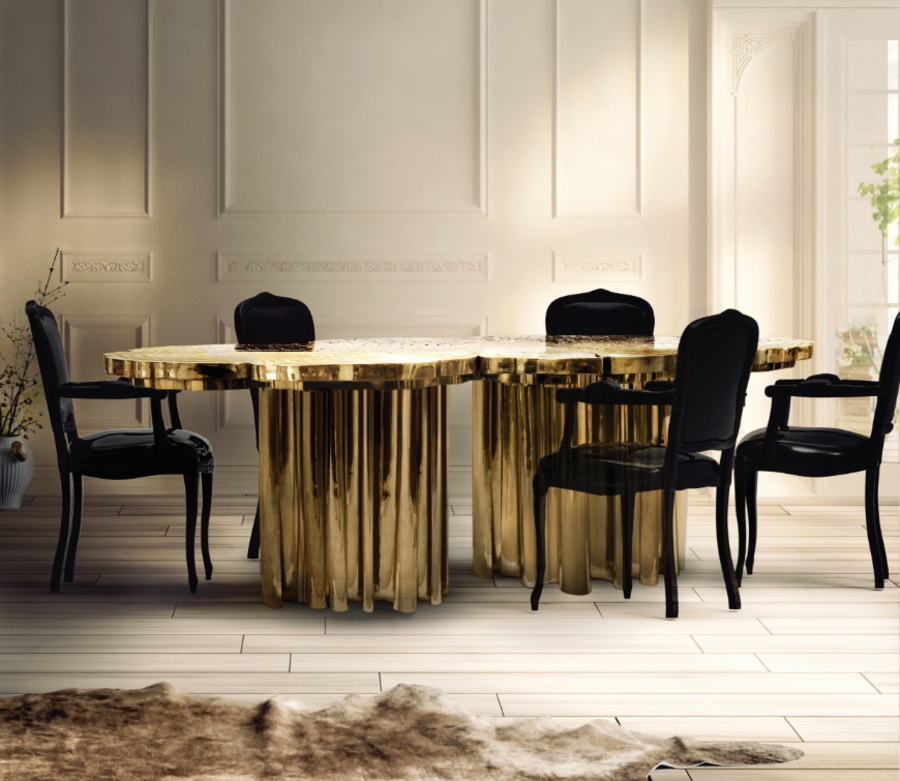 餐厅设计如何选择最佳的餐桌
