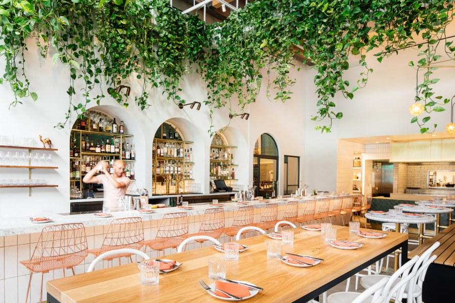 2020年最新网红餐厅空间设计图片分享