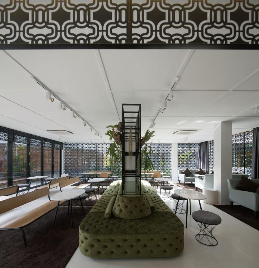 新加坡最好的10家餐厅室内空间设计,时尚现代