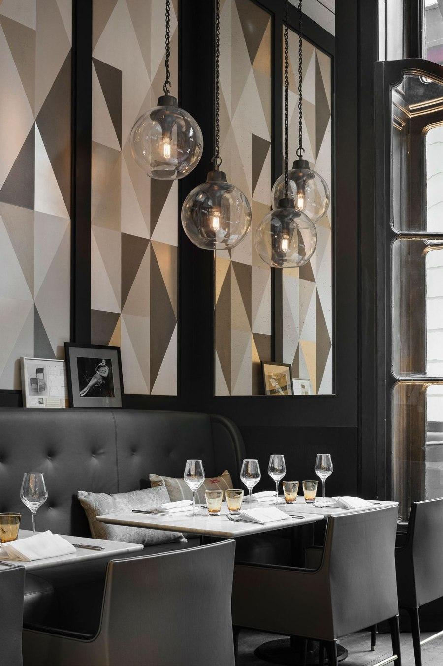 巴黎咖啡馆Artcurial,优雅的意大利设计风格