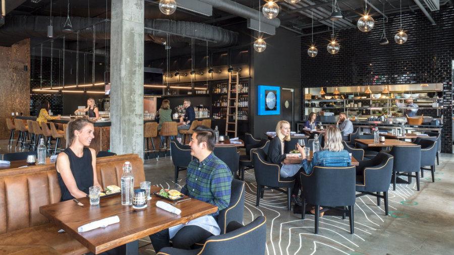 2018年度最佳装饰酒吧餐厅设计效果图