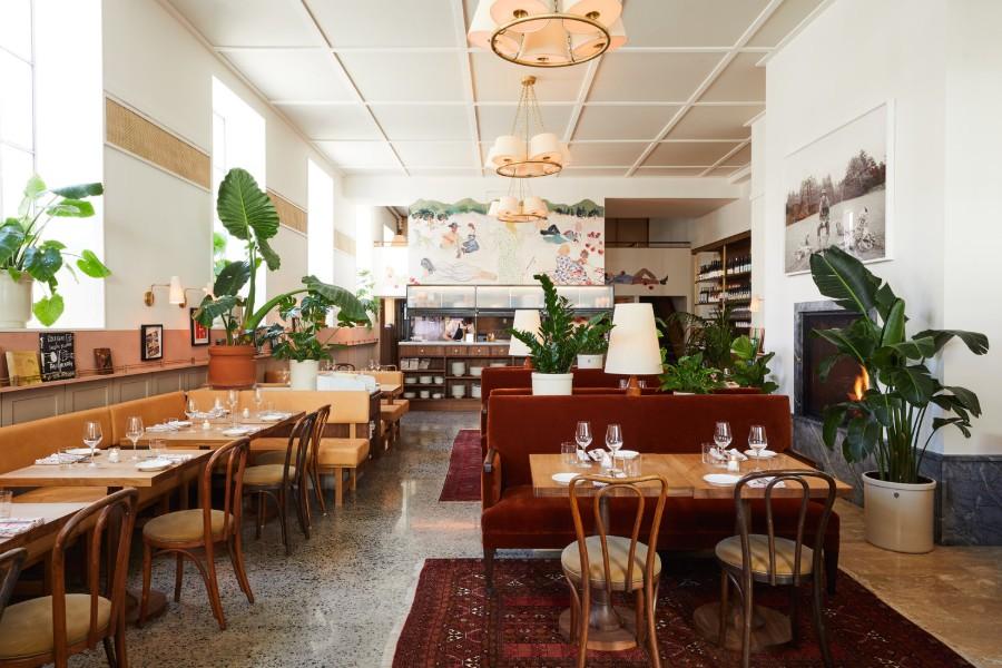 迈阿密最佳餐厅室内设计师