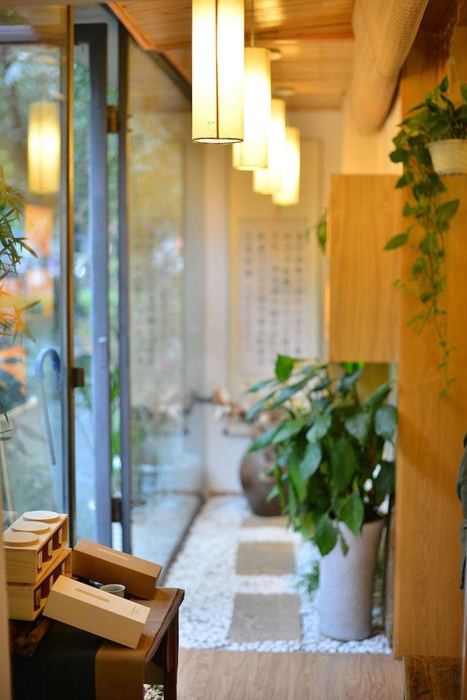 成都10家精致的茶楼室内设计