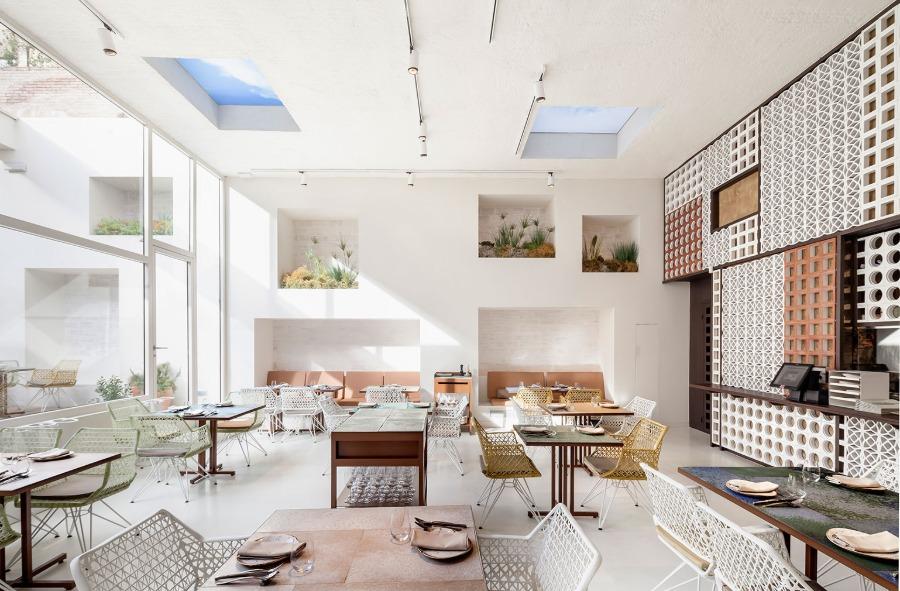 15家巴塞罗那现代餐厅室内设计
