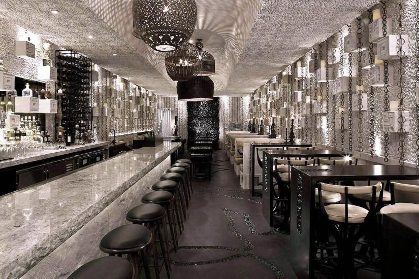意想不到的诗意餐厅室内空间设计