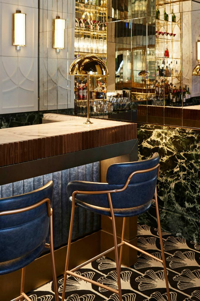难忘的巴黎豪华餐厅设计体验