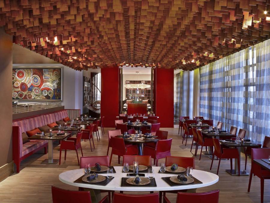 法国知名顶级餐厅室内设计