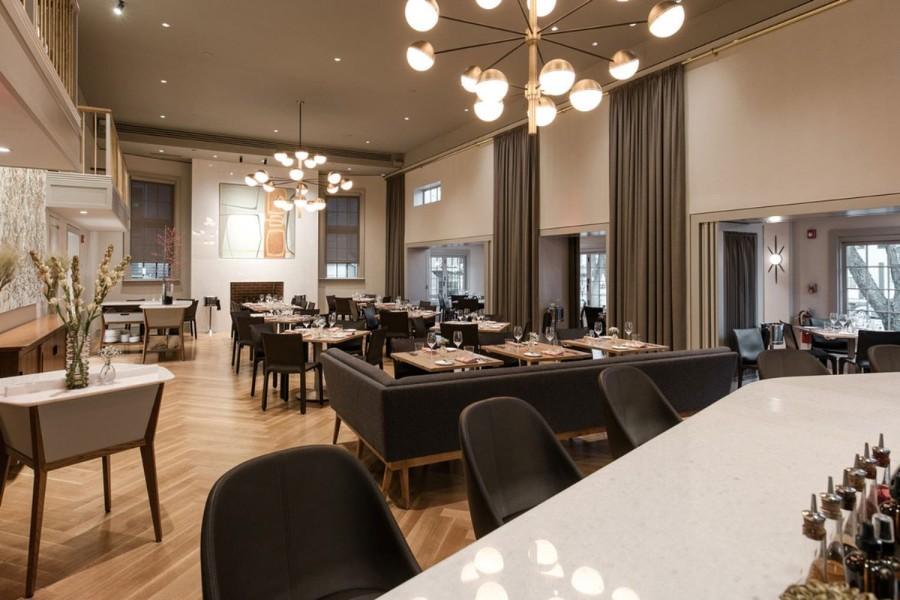 波士顿最佳餐厅室内设计