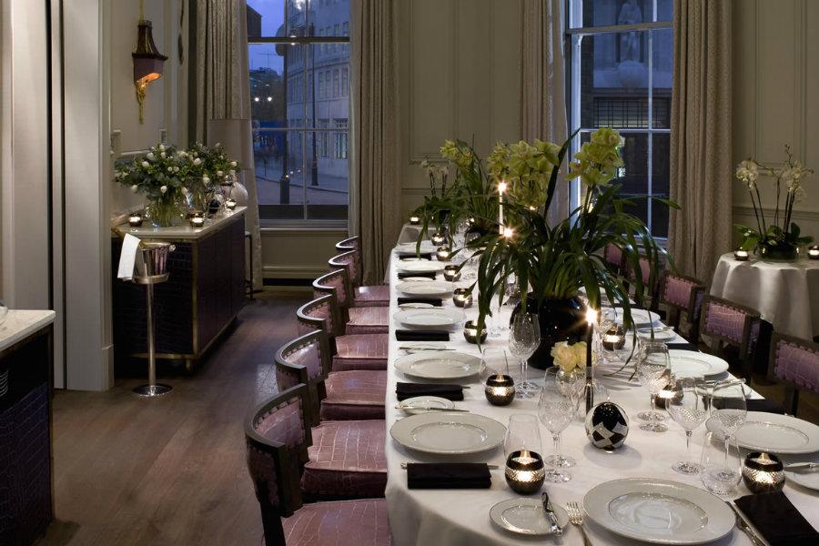 2019年未来西餐厅空间设计趋势