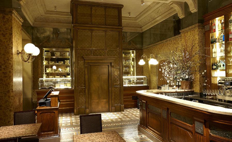精选全球最佳奢华餐厅室内设计效果图分享