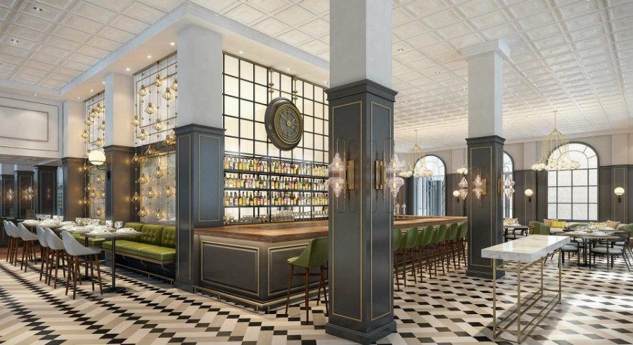 五大最佳普契尼餐厅设计项目